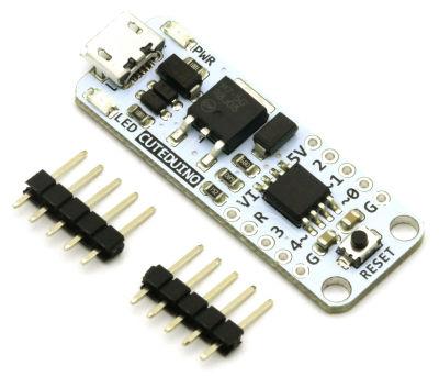 CYTRON - Cuteduino Micro Arduino Compatible Controller