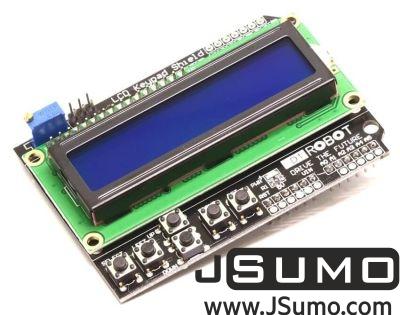 DFRobot - DFRobot LCD Keypad Shield