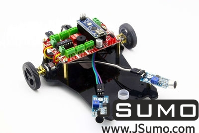 Jsumo - Diano Arduino Based Voice Controlled Robot Kit (1)