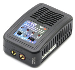 E430 AC Input 3Amp 30Watts LiPo (2S-4S) Charger - Thumbnail