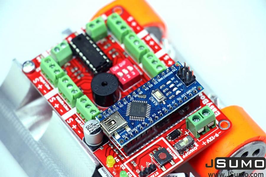 Easyboard v1.0 Arduino Robot Controller (With Arduino Nano)