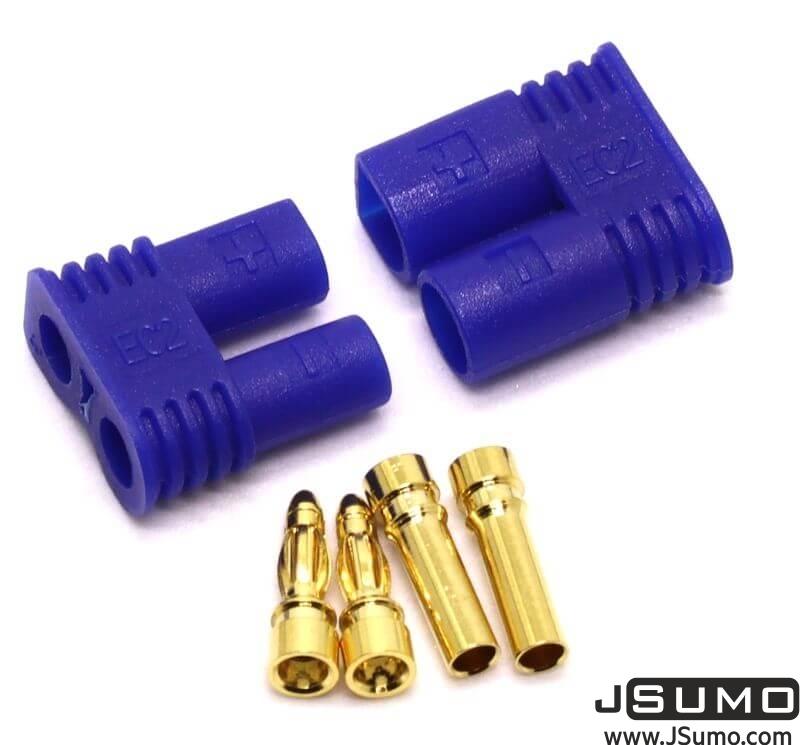 EC2 Micro Plug Pair