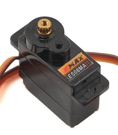 ES08MA II Micro Servo Motor