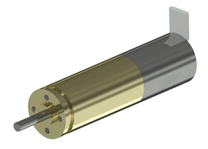 Faulhaber 1524E06 Gearmotor with Encoder 485:1