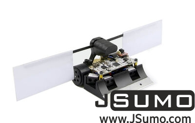 Jsumo - Flying Shogun Mini Sumo Robot Kit (Full Kit - Not Assembled) (1)