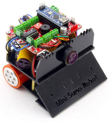 FROG Mini Sumo Robot Kit - Thumbnail