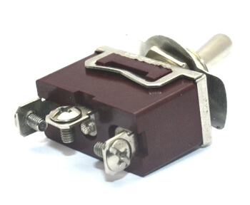 - Generic Toggle Switch (On/Off 16A 125VAC) (1)