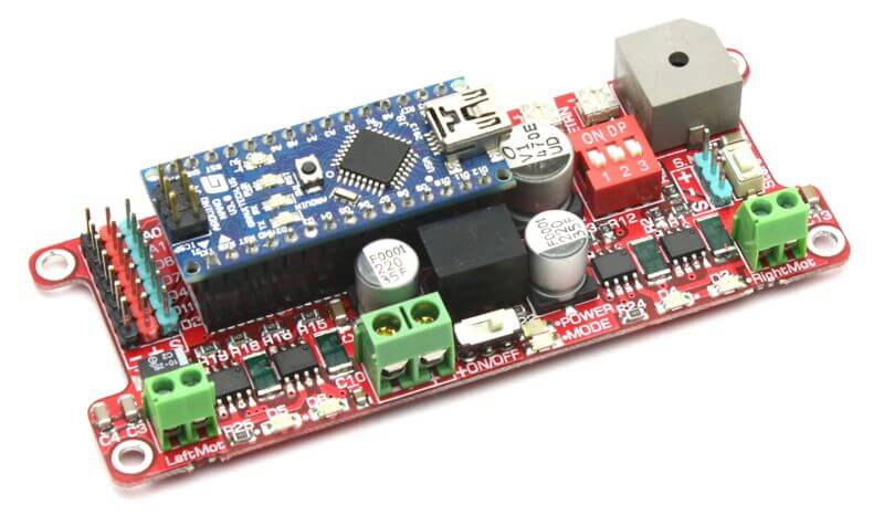 Genesis Arduino Robot Controller Board (1st Version - Discontinued)