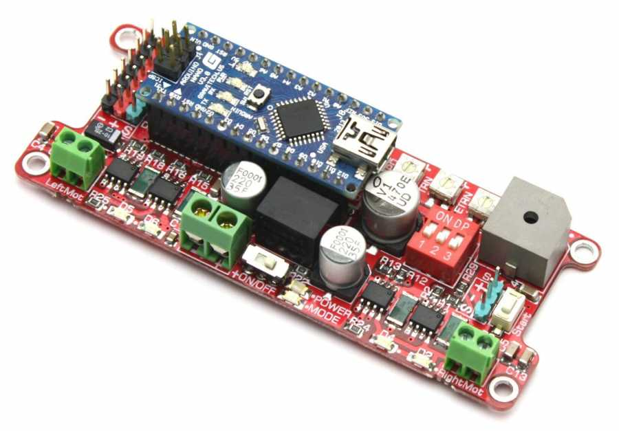 Genesis Arduino Robot Controller Board (1st Version - Discountinued)