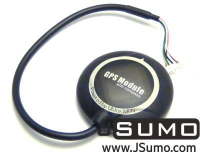 - GPS Module with Compass