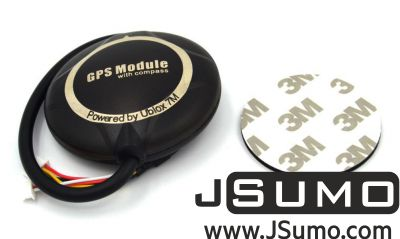 - GPS Module with Compass (1)