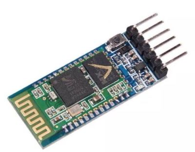 - HC-05 Bluetooth Module (Serial Transceiver Module)