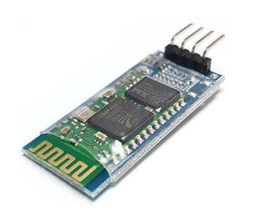 - HC-06 Bluetooth Module (Serial Receiver Module)