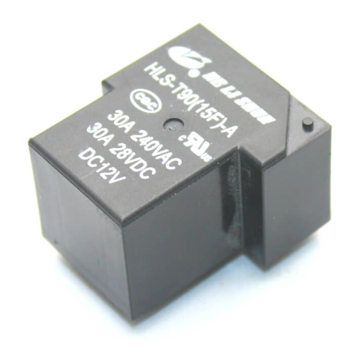 Helishun High Current Automotive Relay (28V 30A @12V Control)