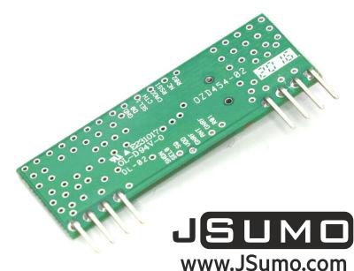 - HIB02 RF Receiver Module (433Mhz) (1)