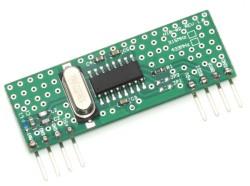 HIB02 RF Receiver Module (433Mhz) - Thumbnail