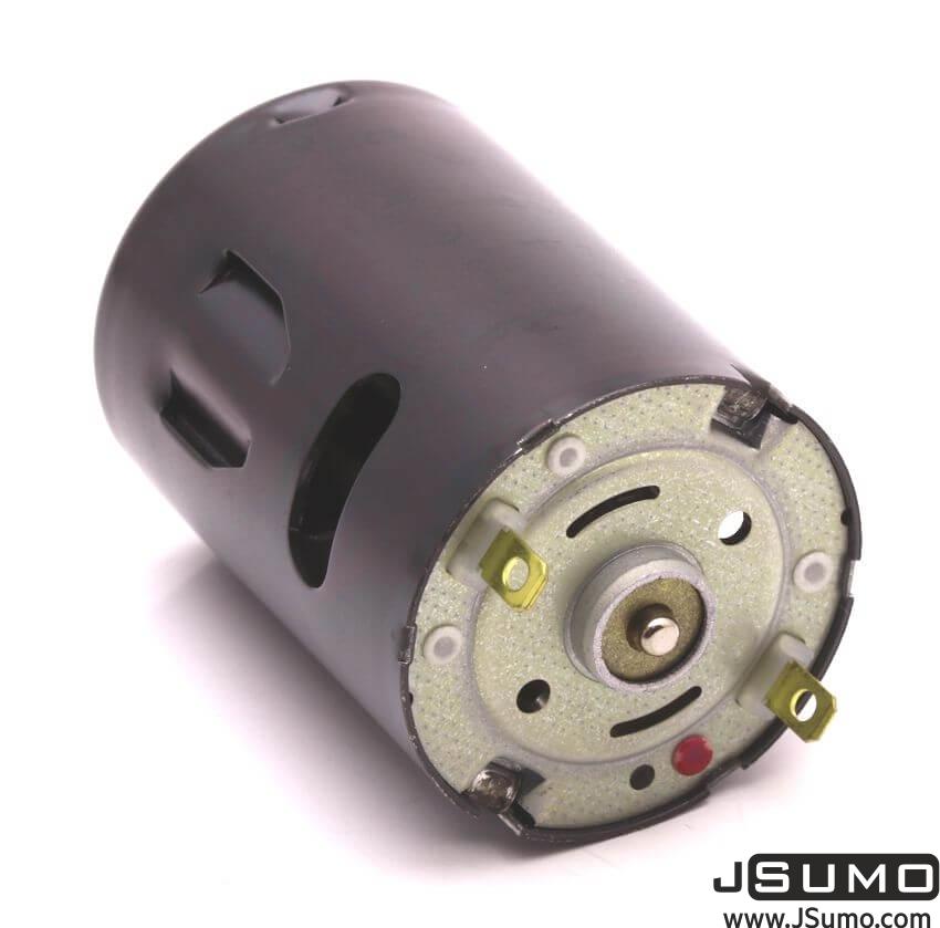 High Power 12V 21.000Rpm DC Motor (Mabuchi 540 Style)