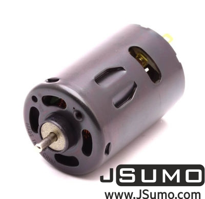 Jsumo - High Power 12V 21.000Rpm DC Motor (Mabuchi 540 Style)