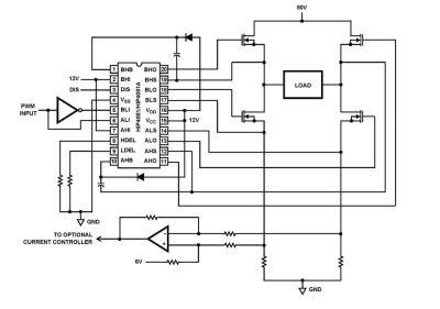 Intersil - HIP4081A Full Bridge Mosfet Driver IC (1)