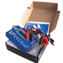 Imax B6 Lipo Charger 1S-6S & Wall Adapter - Thumbnail