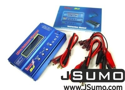 Imax - Imax B6 Lipo Charger 1S-6S & Wall Adapter (1)