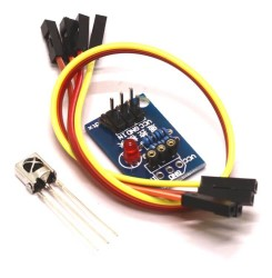 Infrared Remote & Receiver Module - Thumbnail