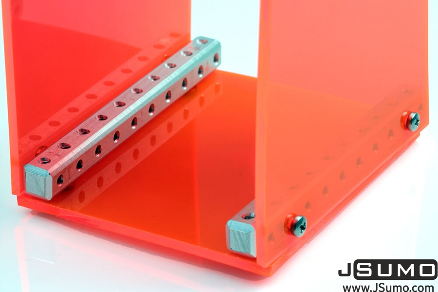 JBitz Mounting Beams 100mm (2 Pack)