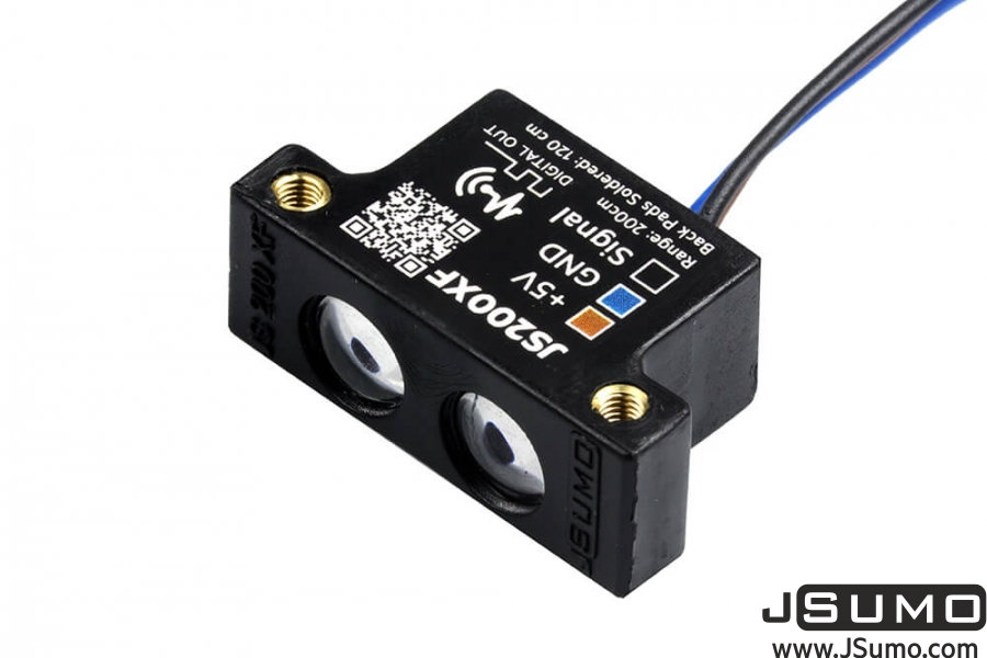 JS200XF Infrared Long Range Sensor