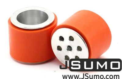 Jsumo - JS2622 Aluminum-Silicone Wheel Pair (26mm Diameter)