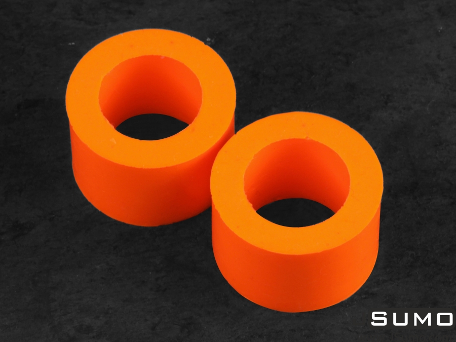 JS2622 Replacement Silicone Tyres (Pair)