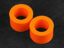 JS2622 Replacement Silicone Tyres (Pair) - Thumbnail