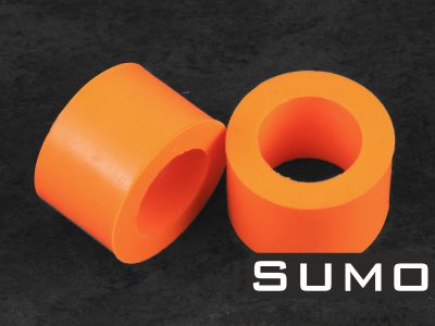Jsumo - JS2622 Replacement Silicone Tyres (Pair) (1)