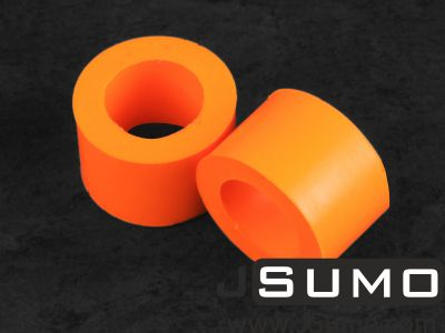 Jsumo - JS2622 Replacement Silicone Tyres (Pair)