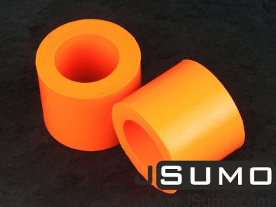 Jsumo - JS3734 Replacement Silicone Tyres (Pair)