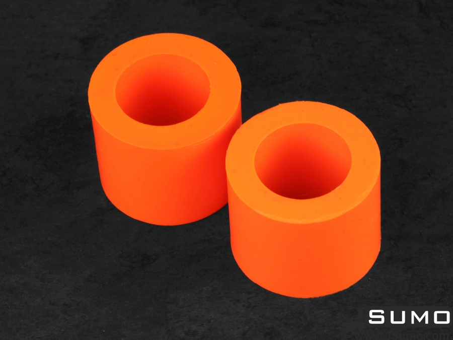 JS3734 Replacement Silicone Tyres (Pair)