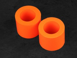 JS3734 Replacement Silicone Tyres (Pair) - Thumbnail