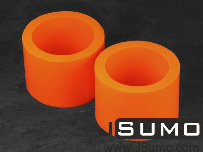 Jsumo - JS7444 Replacement Silicone Tyres (Pair) (1)