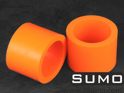 Jsumo - JS7444 Replacement Silicone Tyres (Pair)