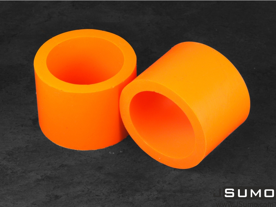 JS7444 Replacement Silicone Tyres (Pair)