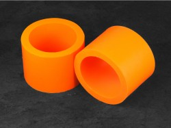 JS7444 Replacement Silicone Tyres (Pair) - Thumbnail