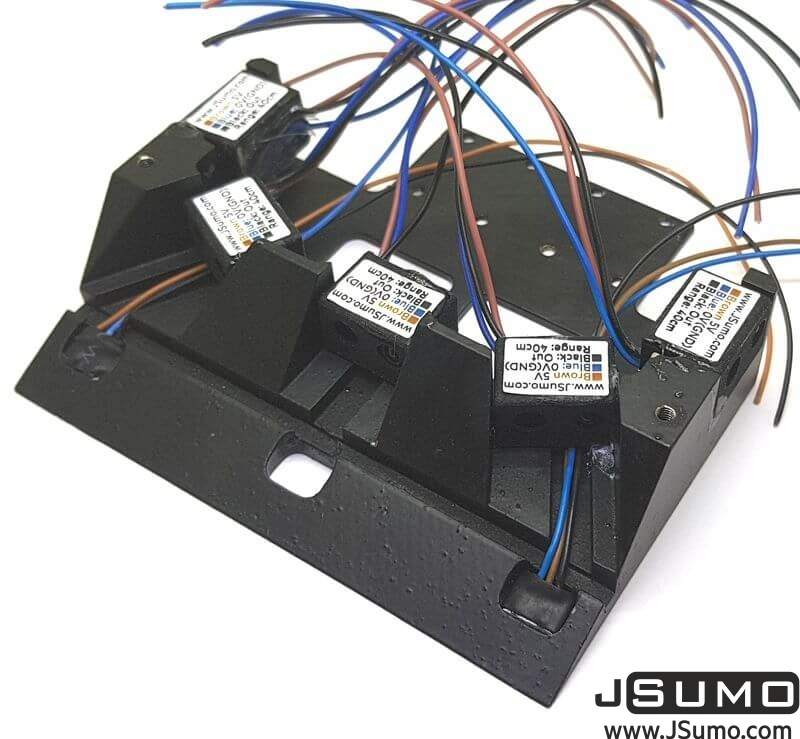 JS40F Digital Distance Sensor (Min. 40 cm Range)