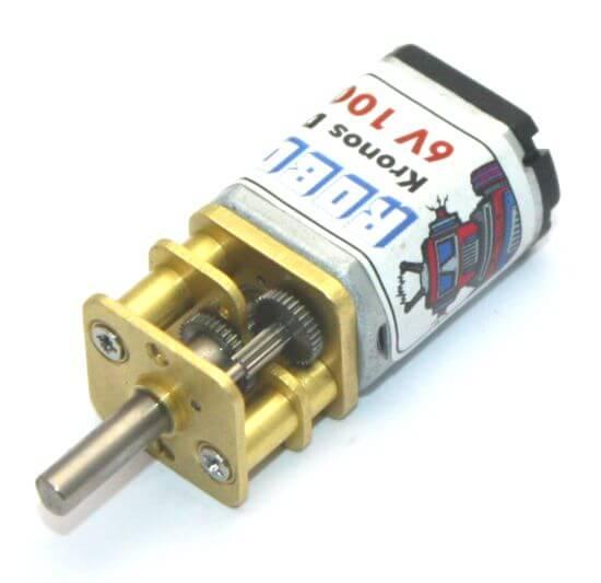 Kronos Dc Motor (6V 1000 RPM)