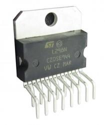 L298N Dual Motor Driver IC 2A 5V-46V - Thumbnail