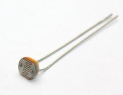 LDR (PhotoCell) Light Dependent Resistor (5mm Diameter) - Thumbnail