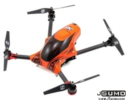 Limited Stock Hyper 3D Advanced Drone (Quadcopter)Kit - Thumbnail