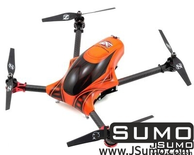 AERIALFREAKS - Limited Stock Hyper 3D Advanced Drone (Quadcopter)Kit