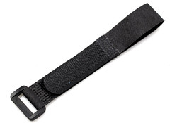 Lipo Battery Belt 30cm - Black - Thumbnail