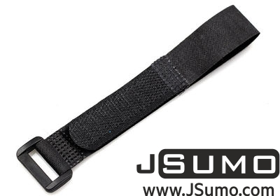 - Lipo Battery Belt 30cm - Black (1)