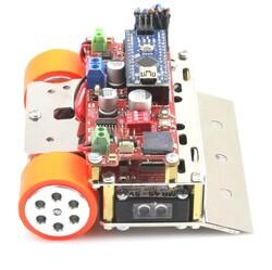 M1 Arduino Mini Sumo Robot Kit (Unassembled) - Thumbnail