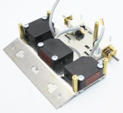 M1 Mini Sumo Robot Chassis (No Electronics - No Motors) - Thumbnail